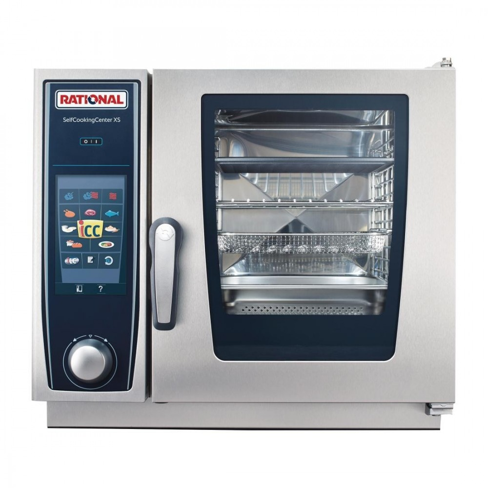 Rational SCC XS Electric Combi Oven