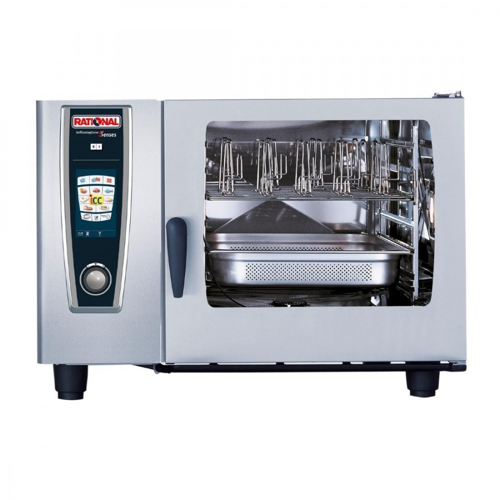 Rational Scc62e Electric Combi Oven